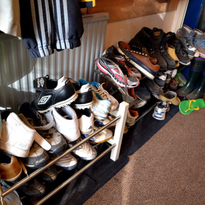 skor i tambur