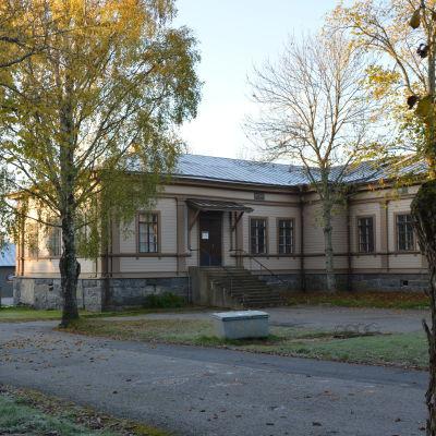 Pro Artibus utrymmen på Kasernområdet i Vasa.