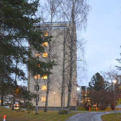 H-huset vid Vasa centralsjukhus