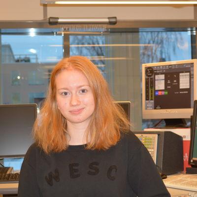 Sarita Jungar bytte modersmål från finska till svenska