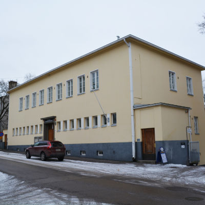 församlingshemmet