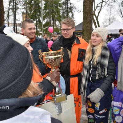 Fastlaskiainen i Åbo 2017