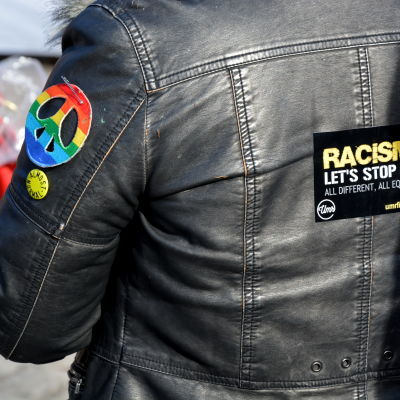 Ungdom mot rasism ordnar parad i Vasa.