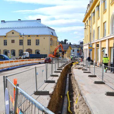 Krämaretorget i Borgå.