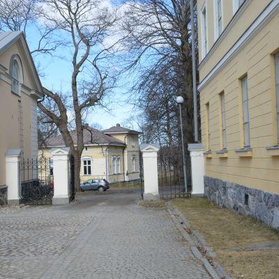gamla vasa sjukhus