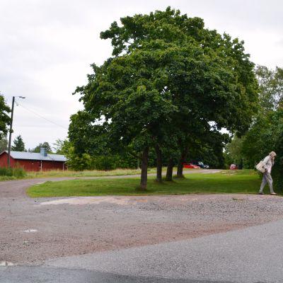 Drottningsstigen i Borgå
