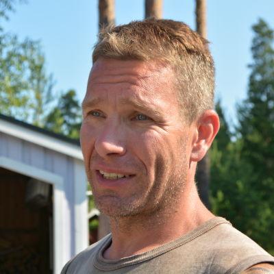 Borgådykaren Patrik Grönqvist