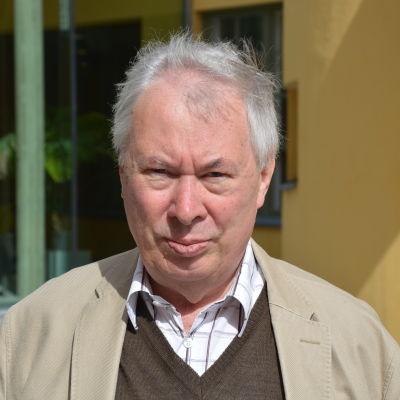 Professor Johan Willner.