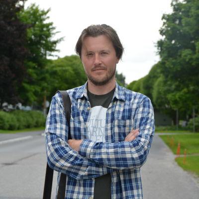 Regissören Andreas Westerberg