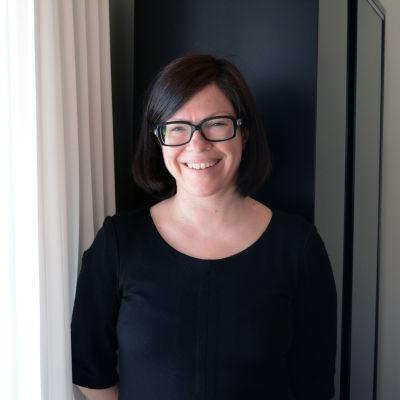 Biträdande stadsdirektör Anni Sinnemäki 8.6.2016