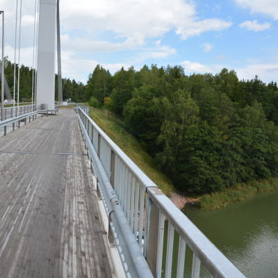 Rävsundsbron i Pargas