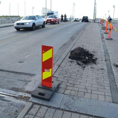 alexandersgatans bro repareras 11.09.15