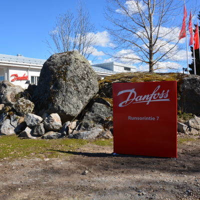 Danfoss Drives i Runsor i Vasa.