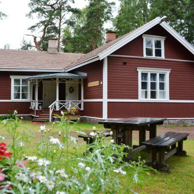 Gamla skolan i Köpbacka, Lovisa.