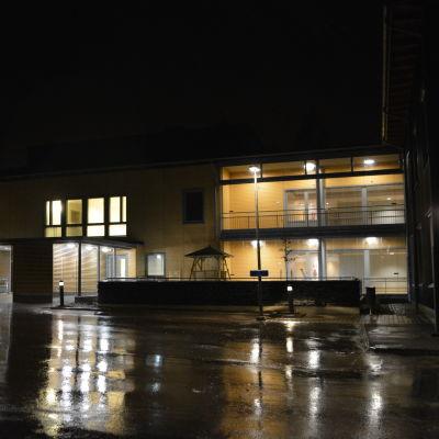 majbergets servicehus överläts den 30:e nov. 2015 till Borgå stad