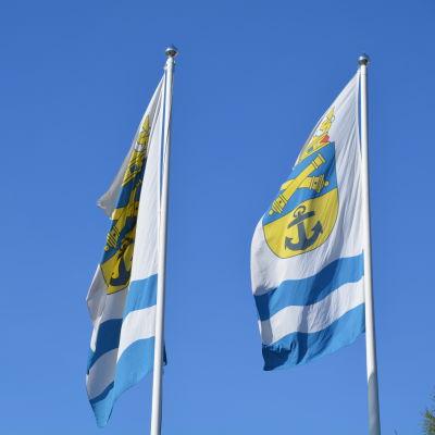 lovisaflaggor