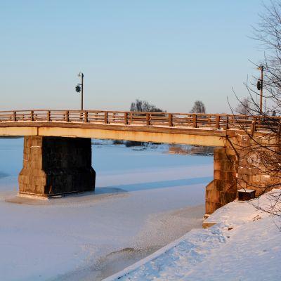gamla bron i borgå
