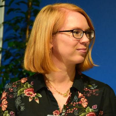 Författaren Maria Turtschaninoff