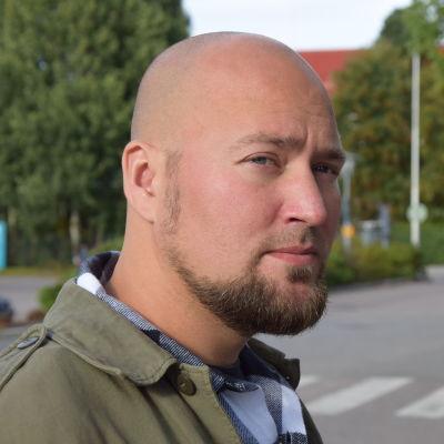 Fotografen Niklas Meltio den 6.9.2016.