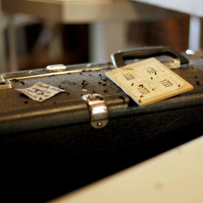 Fladdermusdynga på Brages friluftsmuseum