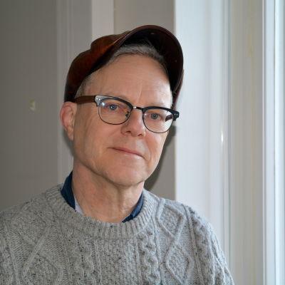 Jocke Lybeck (De Gröna) i Borgå.