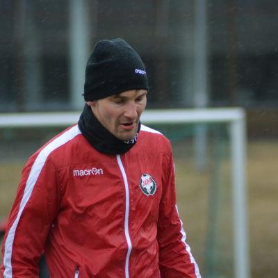 Joakim Häggblom kommer till FF Jaro från JBK.