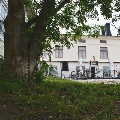 Gamla kaplansgården i Borgå