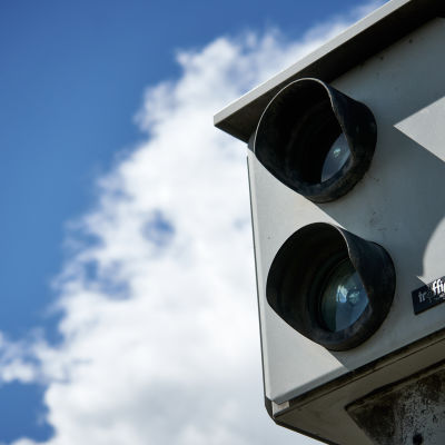 Nopeusvalvontakamera