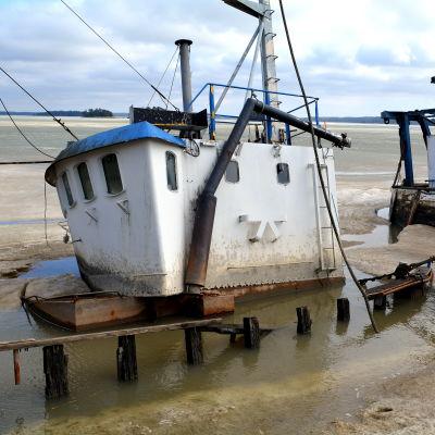 Skrotbåtar