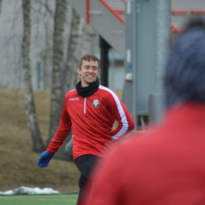 Christian Eissele förväntas göra mål i FF Jaro 2017.