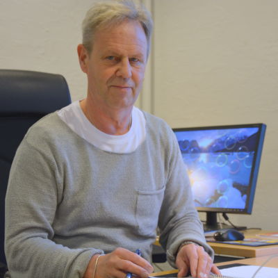 Göran Djupsund är ny rektor för Åbo Akademi i Vasa.