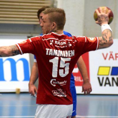 Teemu Tamminen, Atlas - Cocks 2.12.2015