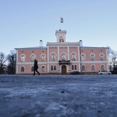 Rådhuset i Lovisa 20.01.17