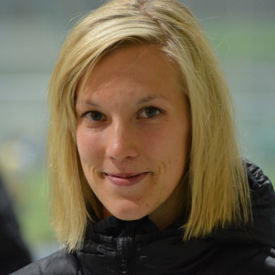 Camilla Richardsson, februari 2017.