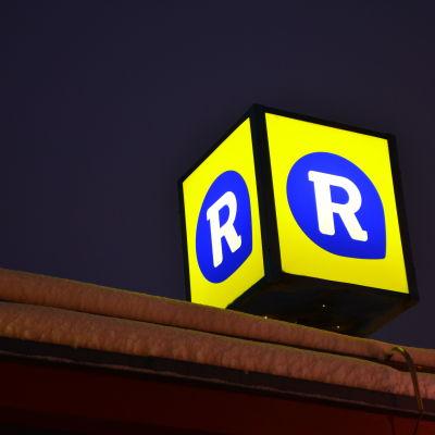 R-kiosk logo