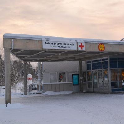 Borgå sjukhus, jourpoliklinik