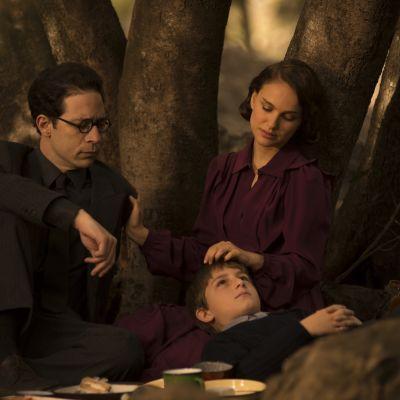 Natalie Portman i sin regidebut, A Tale of Love and Darkness.