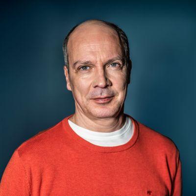 Kuvassa kolumnisti Pekka Seppänen.