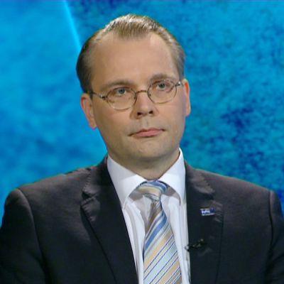 Jussi Niinistö A-studion vieraana 6. heinäkuuta.