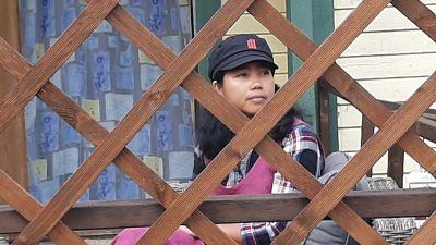 Wai Mar Nyunt bor i Pojo men följer noga med utvecklingen i Myanmar, sitt gamla hemland.