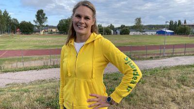 Porträttbild på Catharina Dannbäck.