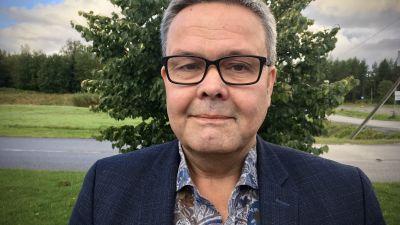 Rkp:n kansanedustaja Ander Norrback