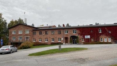 Kontorsbyggnaden Kronan vid Kemira i Vasa.