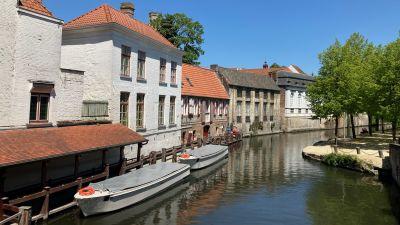 Kanal i Brygge.