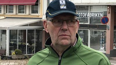 Yngve Romberg i Ekenäs