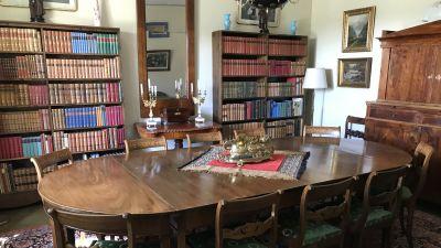 Biblioteket på Brinkhall