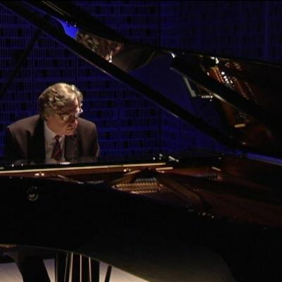 Pianisten Folke Gräsbeck