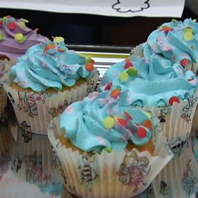 Cupcakes på restaurangdagen 2014