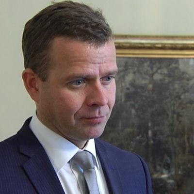 Petteri Orpo är jord- och skogsbruksminister