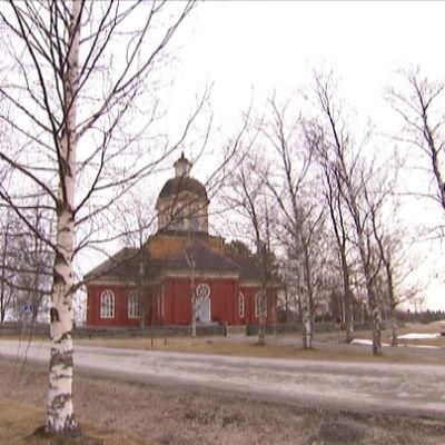 Larsmo kyrka 2015